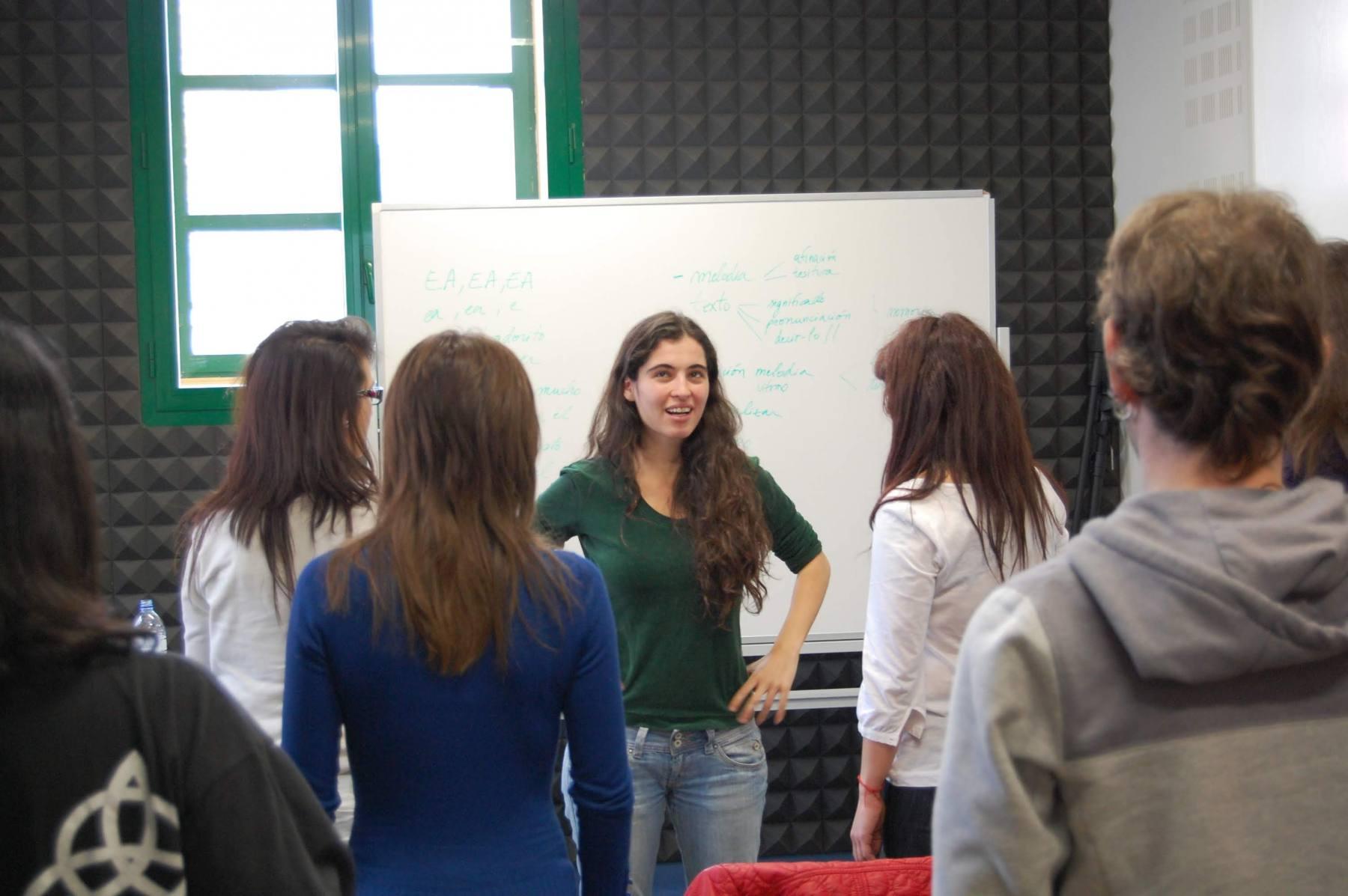 Masterclass Con Silvia Pérez Cruz